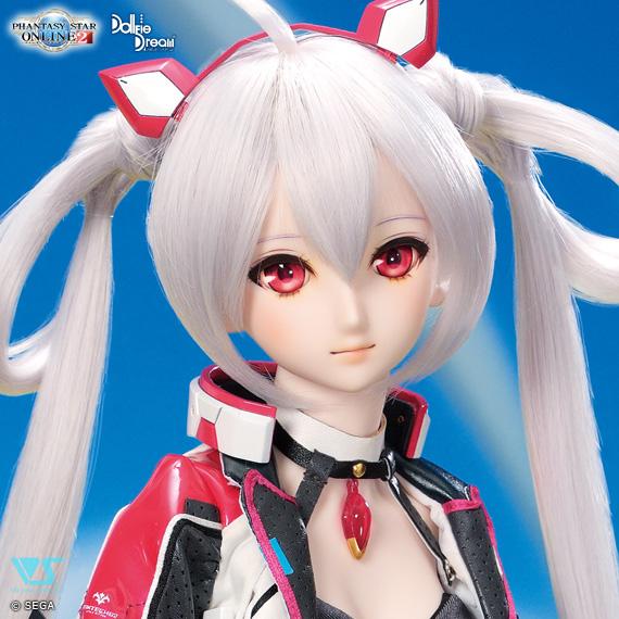 [Dollfie Dream] Phantasy Star Online II Matoi Mdl_dd12
