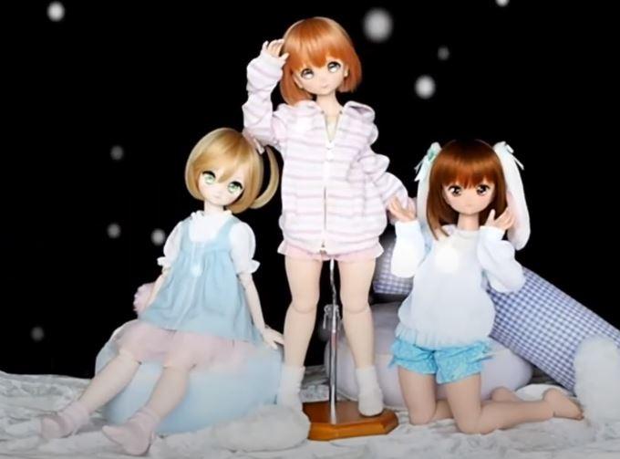 [Dollfie Dream] Corps MDD Mochi-Ashi - DCH-19 - DCH-21 Mochi_12