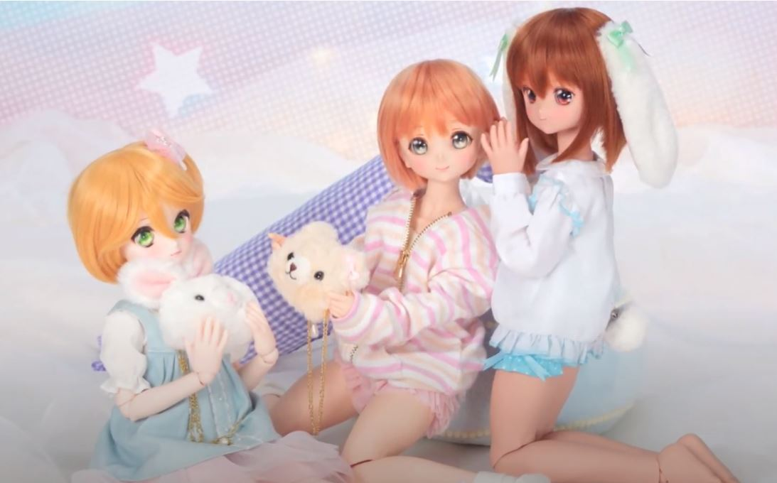 [Dollfie Dream] Corps MDD Mochi-Ashi - DCH-19 - DCH-21 Mochi_13