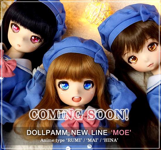 [Dollpamm] Moe Pam Mai, Hina & Rumi - Page 2 Moecom10