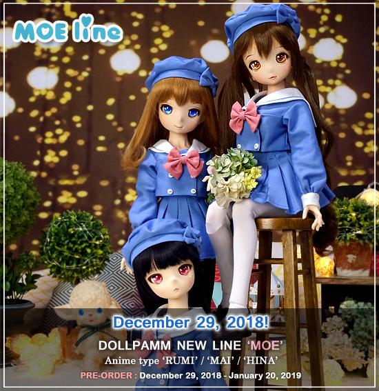 [Dollpamm] Moe Pam Mai, Hina & Rumi - Page 2 Moeope10