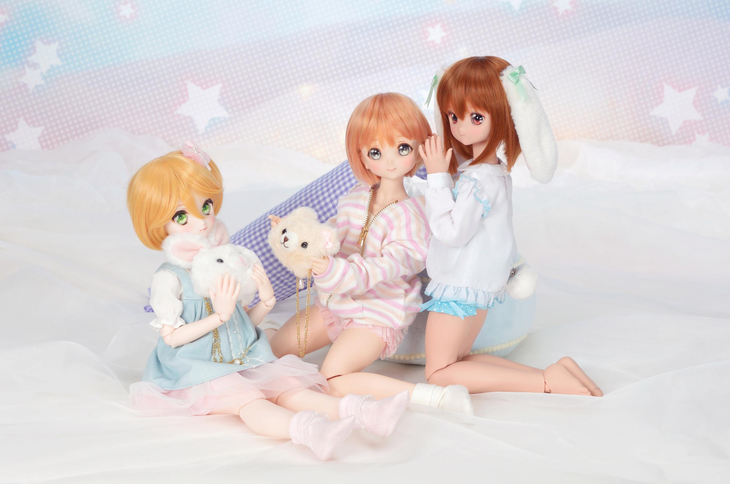 [Dollfie Dream] Corps MDD Mochi-Ashi - DCH-19 - DCH-21 Nis_0611