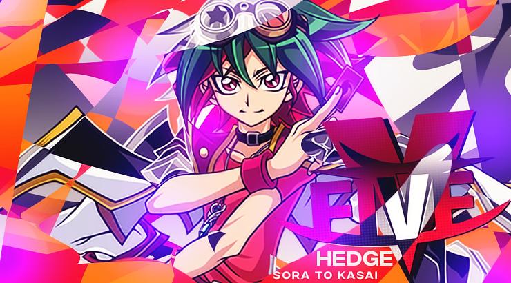hedge - [ HEDGE ] - FIVE  Five_h10