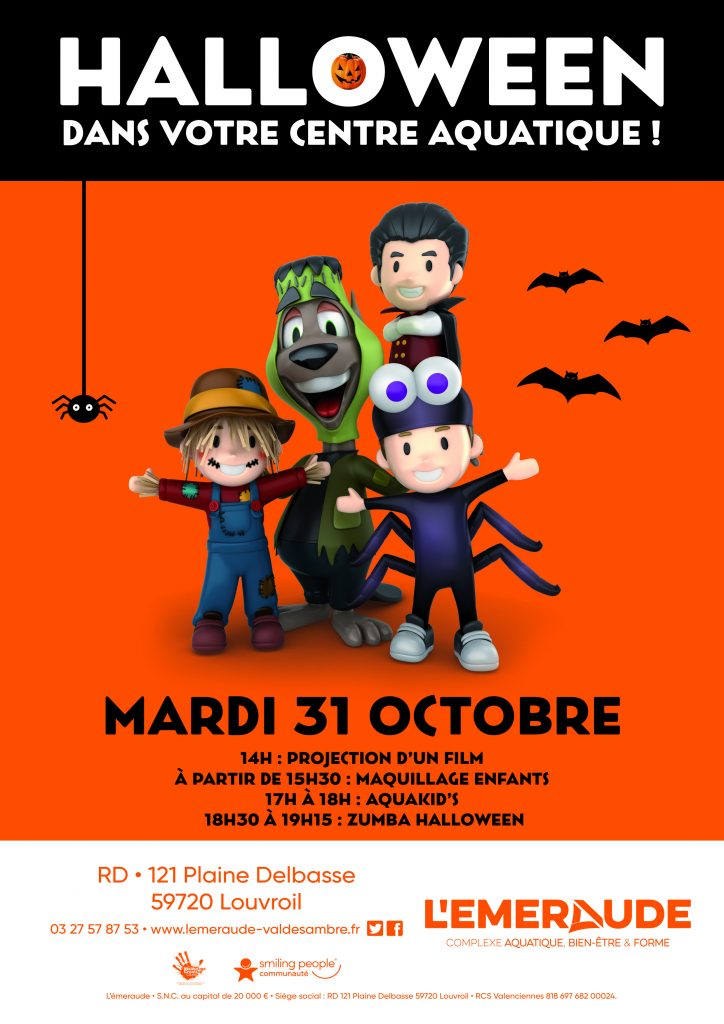 Affiche association Halloween 2018 Affich12