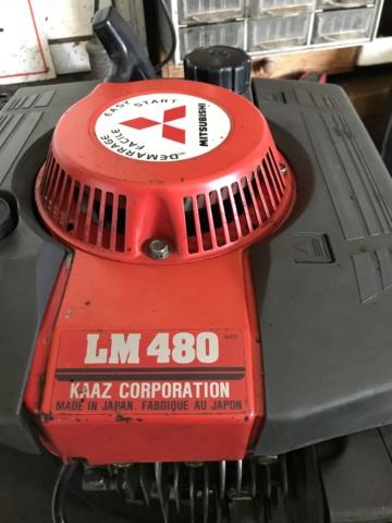 moteur - Démontage moteur honda pour changement de coque tondeuse  Img_2111