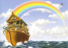 Galiote du pirate Rackham Le Rouge 1/100 (Tintin - le secret de la licorne) Noe_mo10