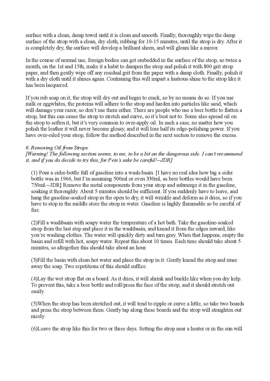 Iwasaki et Naomi, leurs conseils - Page 2 Honing19