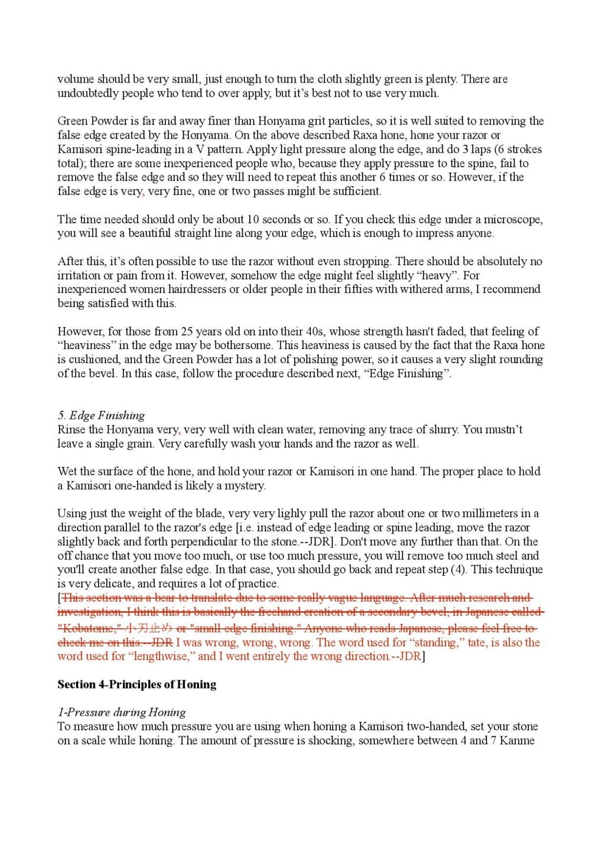 Iwasaki et Naomi, leurs conseils - Page 2 Honing26