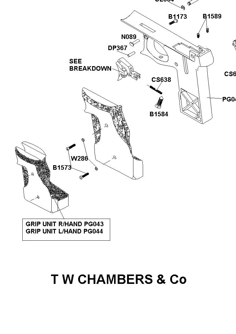 Détente Gamo compact PR45 - Page 2 Detent10