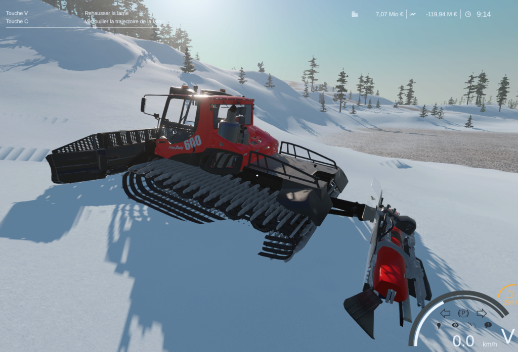 Winter Resort Simulator 00510
