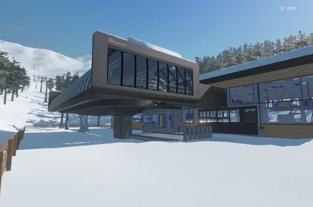 Winter Resort Simulator 0110