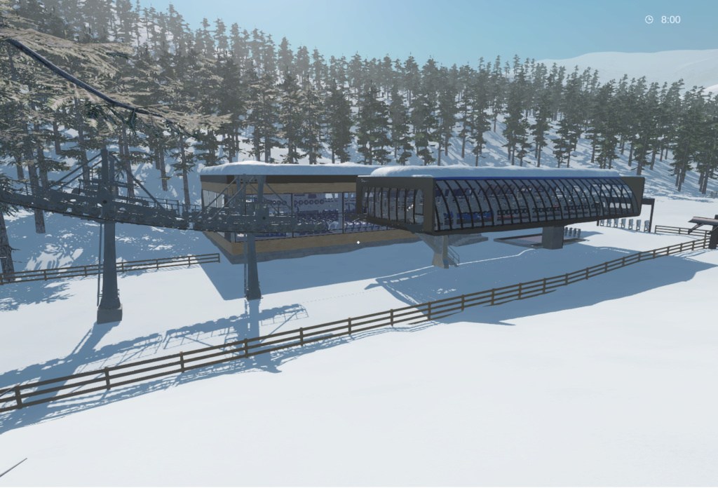 Winter Resort Simulator 0210