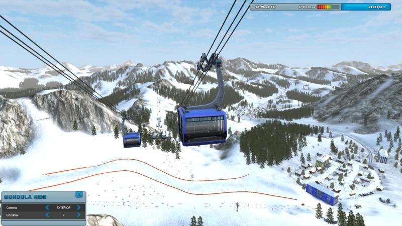 Ropeway simulator 11229710
