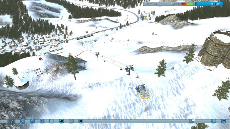 Ropeway simulator 12303910