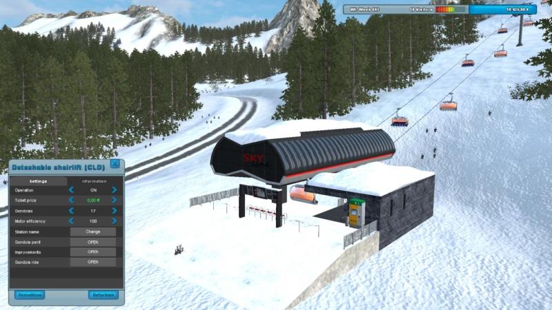 Ropeway simulator 12309710