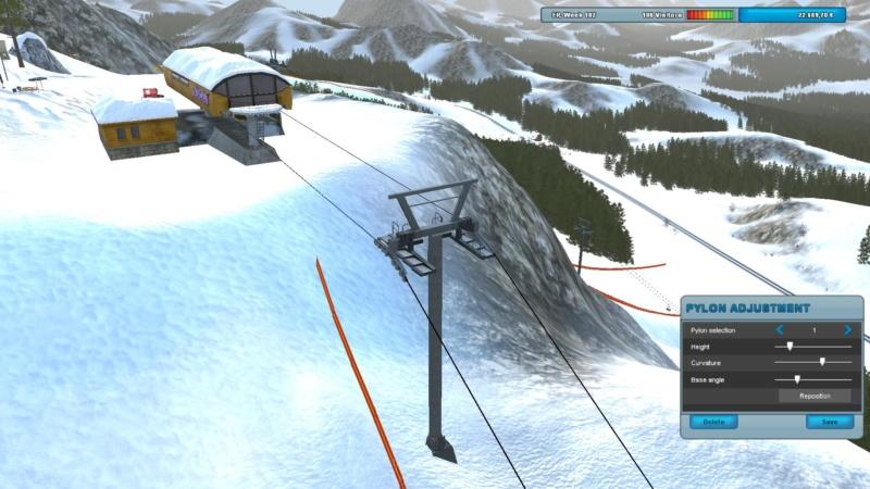 Ropeway simulator 12339211