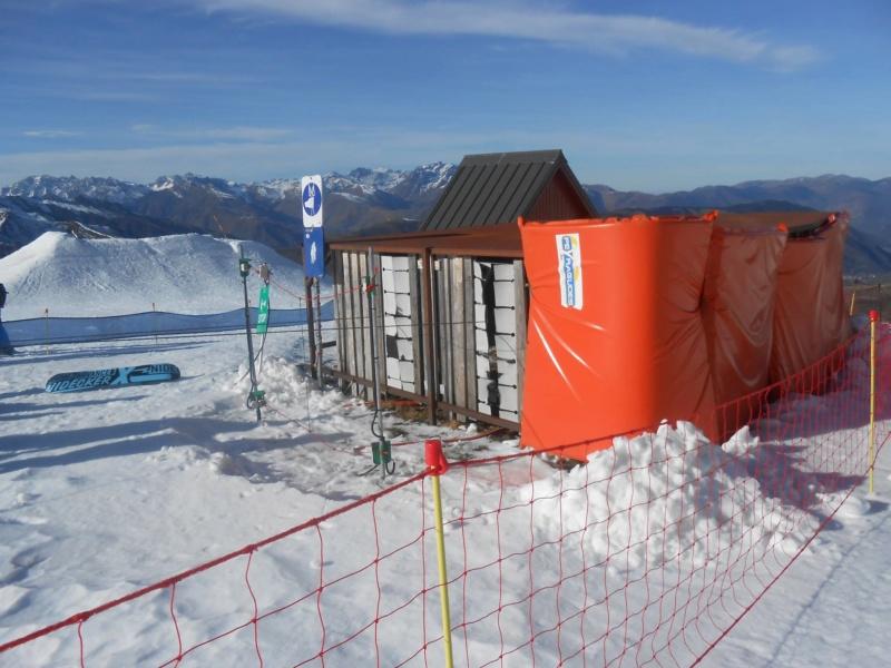 Téléski à câble bas Snowpark 12418810