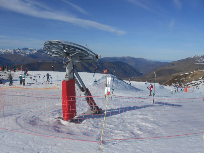 Téléski à câble bas Snowpark 12484810