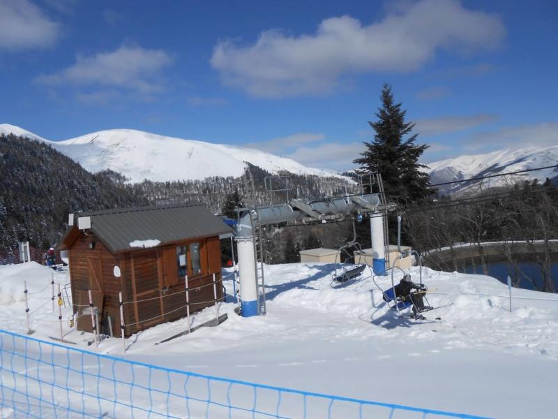 Télésiège fixe 4 places (TSF4)Lac 12841310