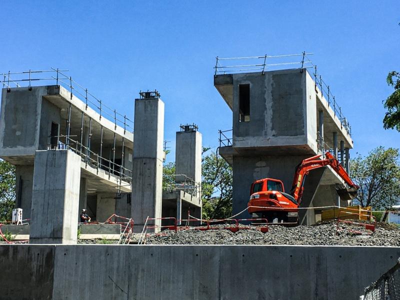 Construction télécabine débrayable 10 places (TCD10) La Réunion CINOR 14247910