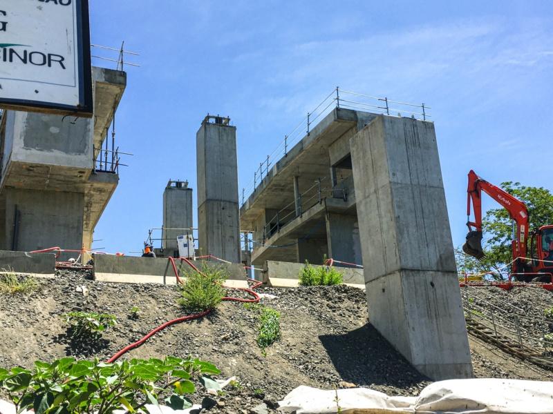 Construction télécabine débrayable 10 places (TCD10) La Réunion CINOR 14300910