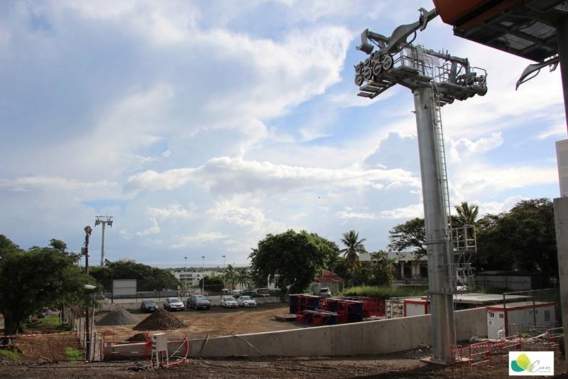 Construction télécabine débrayable 10 places (TCD10) La Réunion CINOR 16463010
