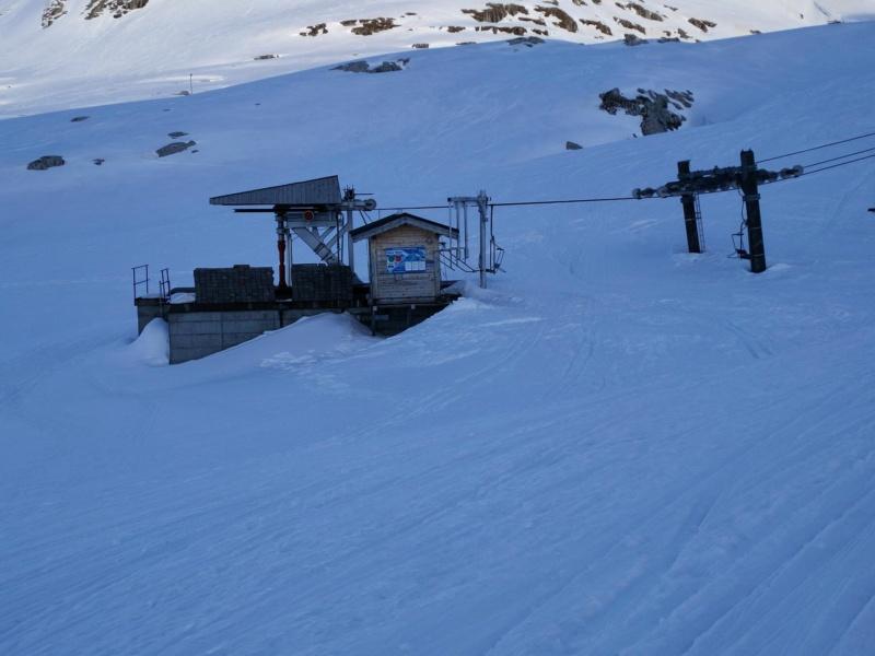 Télésiège fixe 2 places (TSF2) Lindars Nord 16779310