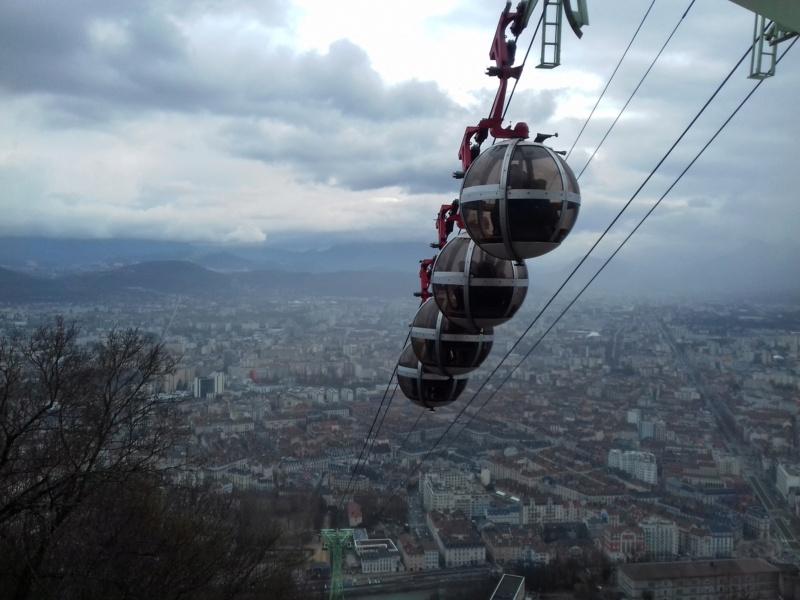 Téléphérique de Grenoble Bastille 20180332