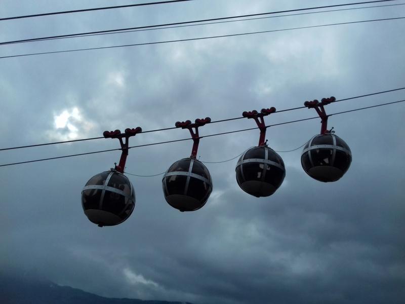 Téléphérique de Grenoble Bastille 20180334