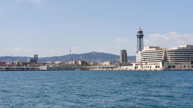 Téléphérique 20 places (TPH20) du Port - Barcelone 20210412