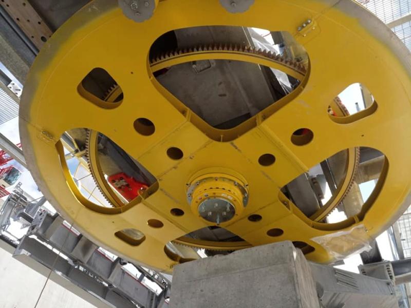 Construction télécabine 10 places (TCD10) Vallandry 22853310