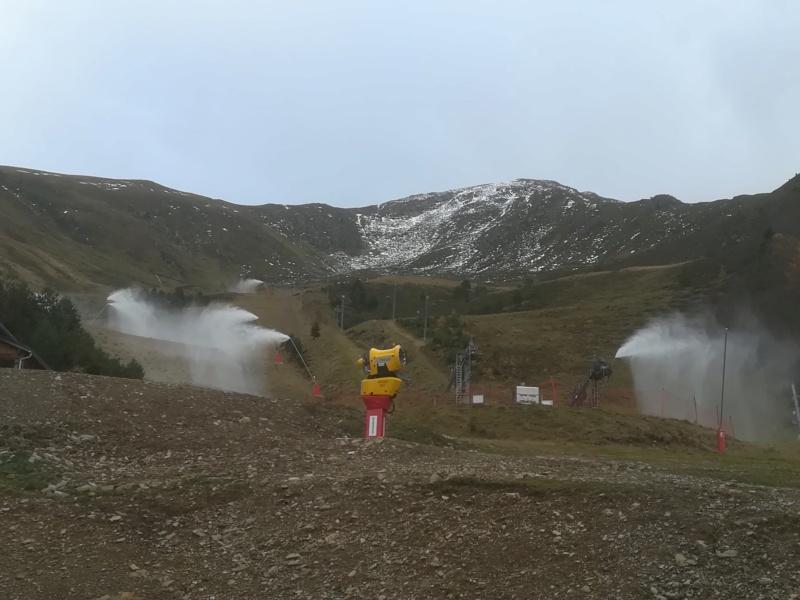 Réaménagement du front de neige Goulier 46292210