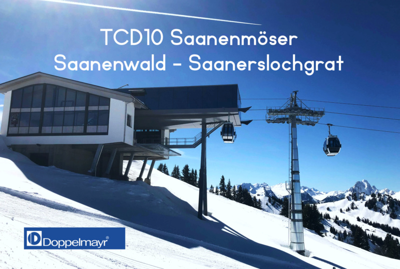 Télécabine débrayable (TCD10) Saanenmöser – Saanenwald - Saanerslochgrat 53662811