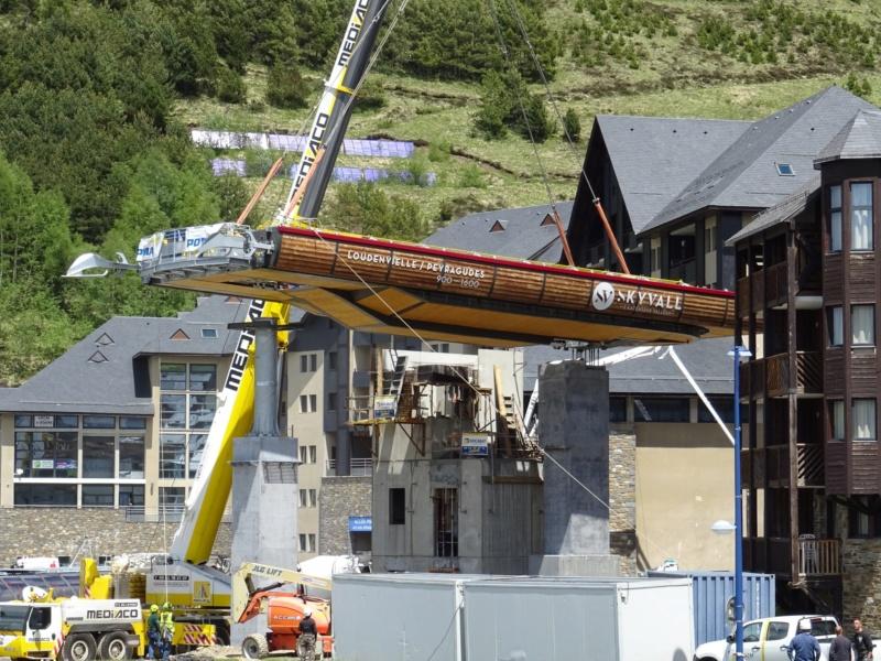 Construction Télécabine débrayable 10 places (TCD10) Peyragudes - Loudenvielle - Page 4 62131810