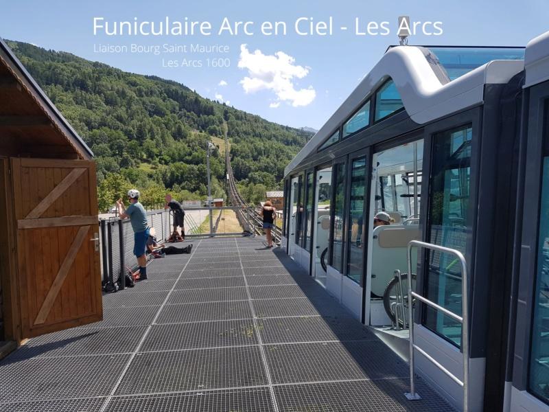 Funiculaire Arc en Ciel - Bourg Saint Maurice - Les Arcs 66712611