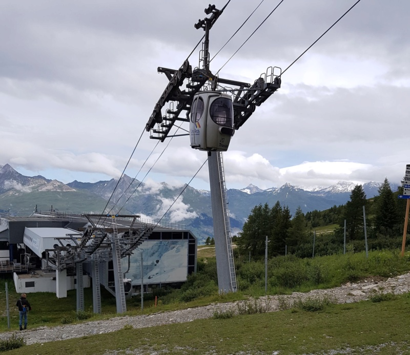 Télécabine débrayable 15 places (TCD15) Transarc - Leitner 66758610