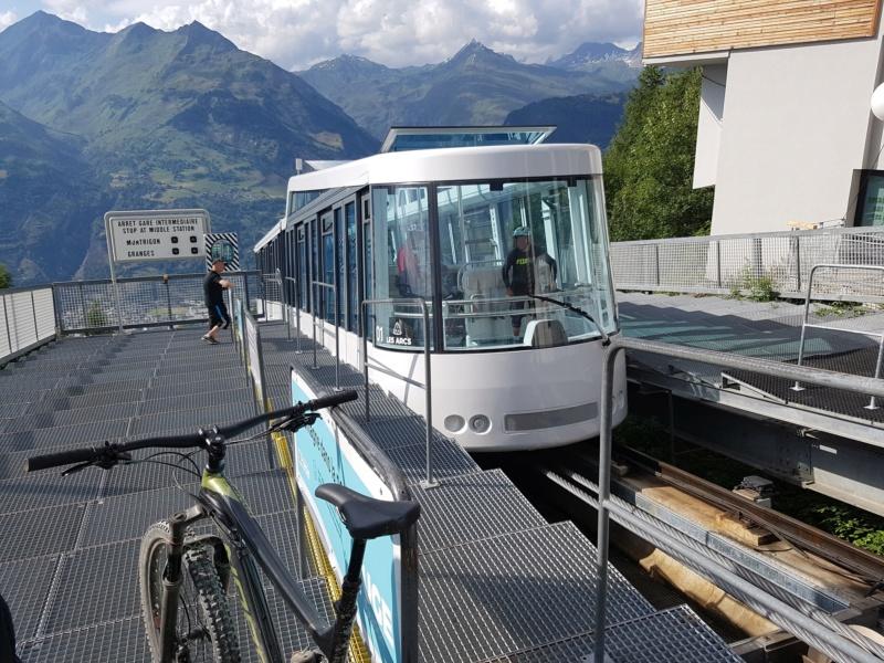 Funiculaire Arc en Ciel - Bourg Saint Maurice - Les Arcs 66799610