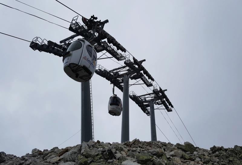 Télécabine débrayable 15 places (TCD15) Transarc - Leitner 67182410