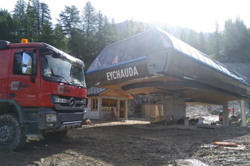 Construction TSD6 Eychauda et TSF4 Cibouit 69853510