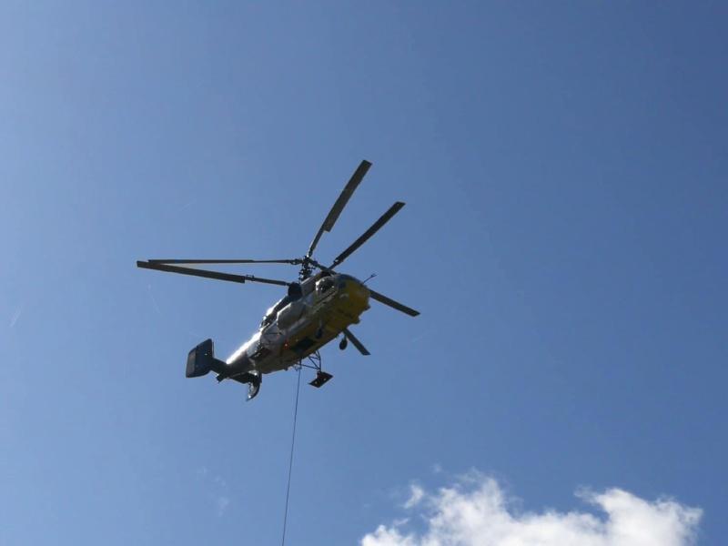 Chantier remplacement télécabine pulsée Coma del Clot - Vall de Núria 72328410