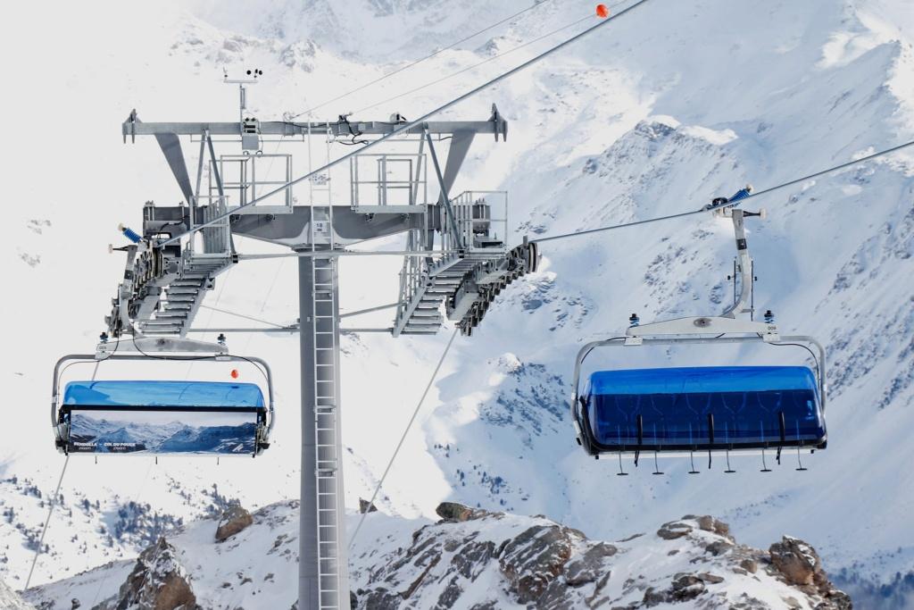 Télésiège débrayable 6 places (TSD6) Bendolla Col du Pouce 80075910