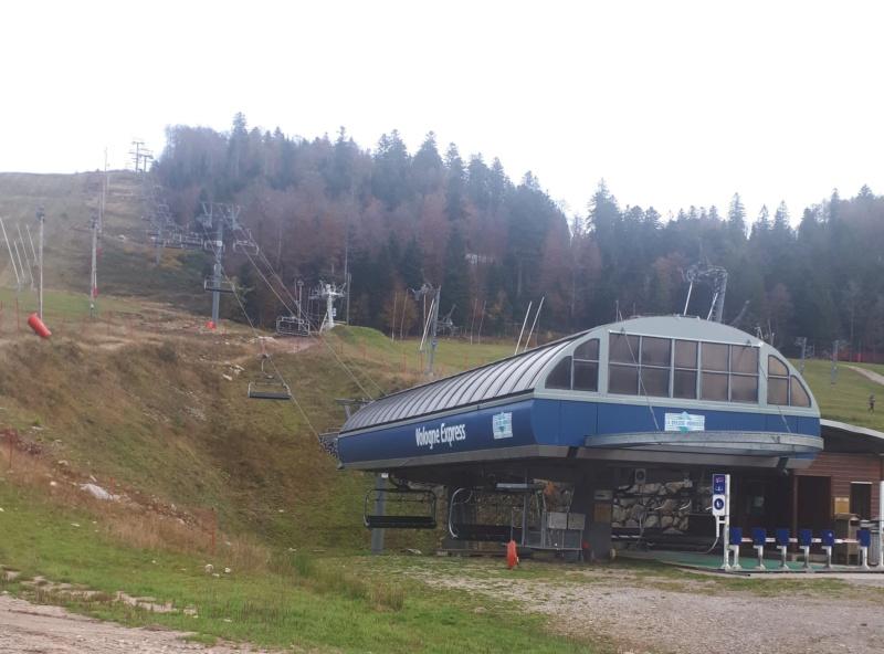 Télésiège débrayable 6 places (TSD6) Vologne-Express 93376810