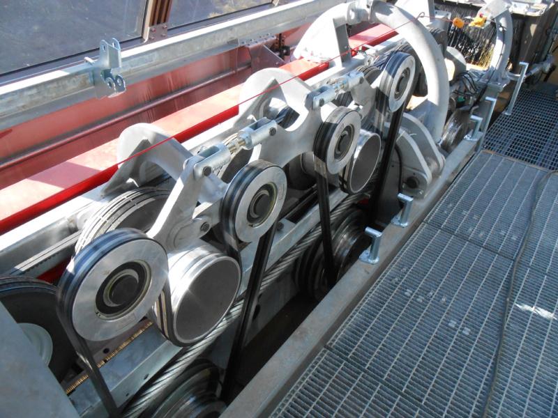 La prise de mouvement sur les remontées mécaniques débrayables Aaa1110