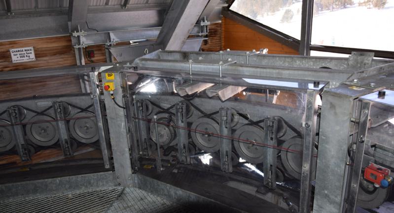 Lanceurs et ralentisseurs Remontées mécaniques Aaa910