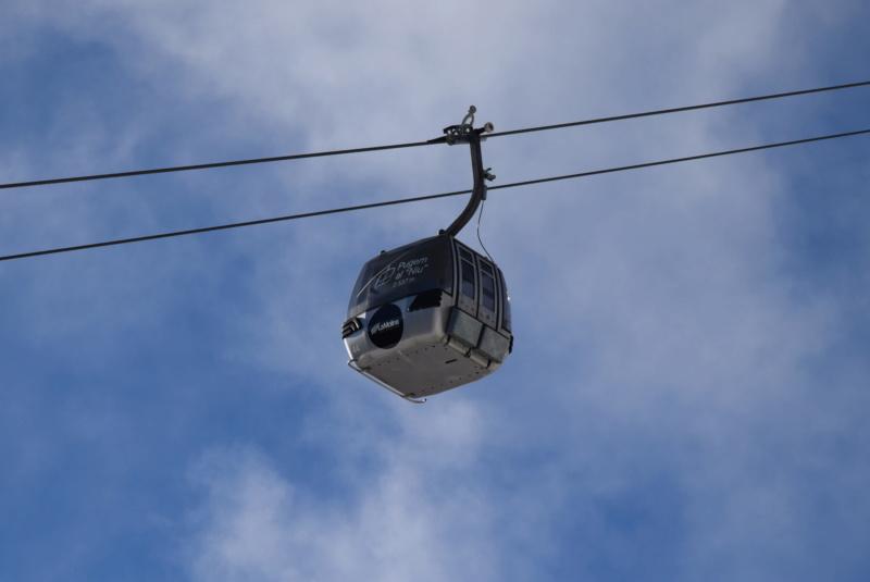 Télécabine débrayable 8 places (TCD8) Cadi-Moixero - Alp 2500 Cabine22