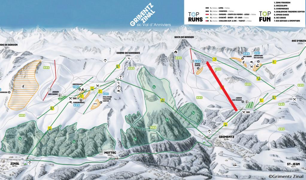 Télésiège débrayable 6 places (TSD6) Bendolla Col du Pouce Captur33