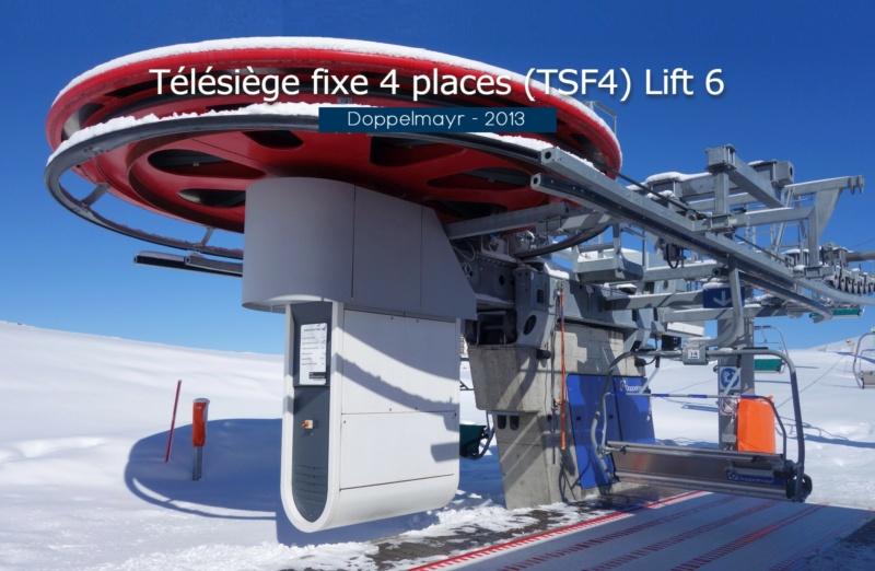 Télésiège fixe 4 places (TSF4) Lift 6 - Shahdag Dsc02521