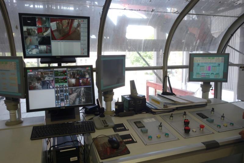 Téléphérique à va-et-vient (TPH) Roosevelt Island - New York Dsc04733