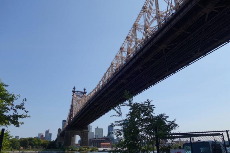 Téléphérique à va-et-vient (TPH) Roosevelt Island - New York Dsc04736