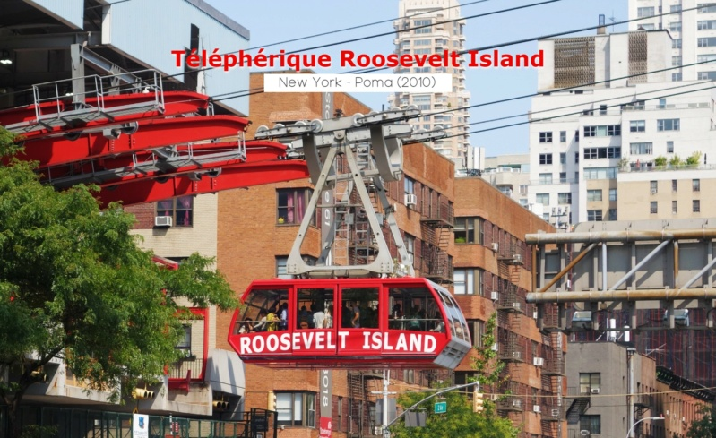 Téléphérique à va-et-vient (TPH) Roosevelt Island - New York Dsc04739